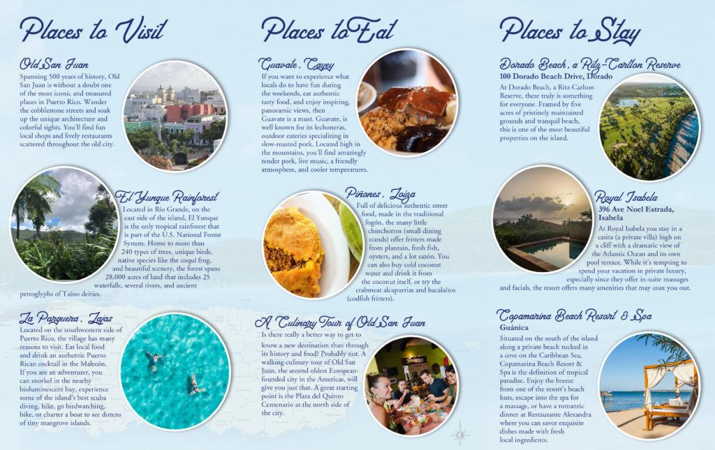 Mil Destinos Travel Brochure & Logo – Sonia Gonzalez